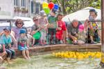 Kindersonntag in Rüdesheim am Rhein
