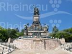 Niederwald-Denkmal oberhalb von Rüdesheim am Rhein