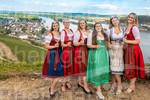 Rüdesheimer Weinfest: Weinmajestäten 2020