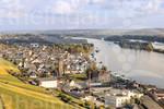 Blick auf Rüdesheim vom Rammstein