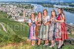 Weinmajestäten von Rüdesheim am Rhein 2017