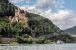 Burg Rheinstein von Süden