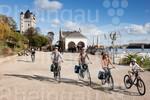 Radfahren in Eltville am Rhein