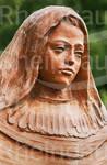 Statue auf dem Hildegardweg