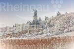 Niederwalddenkmal im Winter