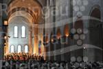RMF 2011: Abschlusskonzert in der Basilika von Kloster Eberbach