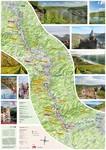 Rheinsteig Karte