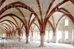 Mönchsdormitorium Kloster Eberbach