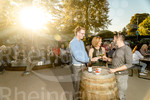 Weinprobierstand Walluf